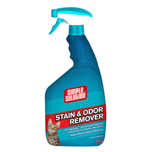 Cat Stain and Odor Remover 32oz