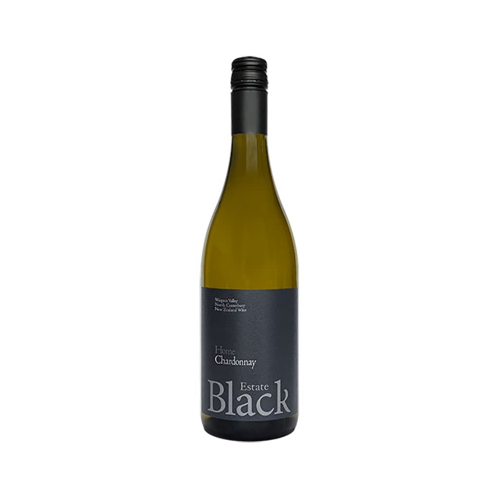Black Estate Home Chardonnay New Zealand Wine