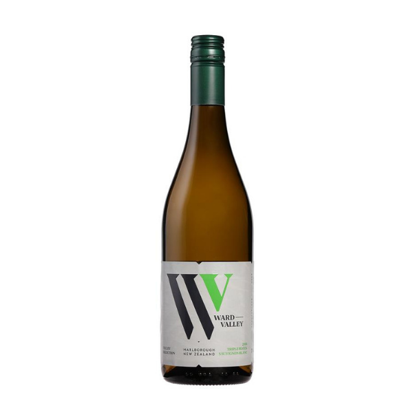 "Ward Valley ""Triple Block"" Sauvignon Blanc 2017"
