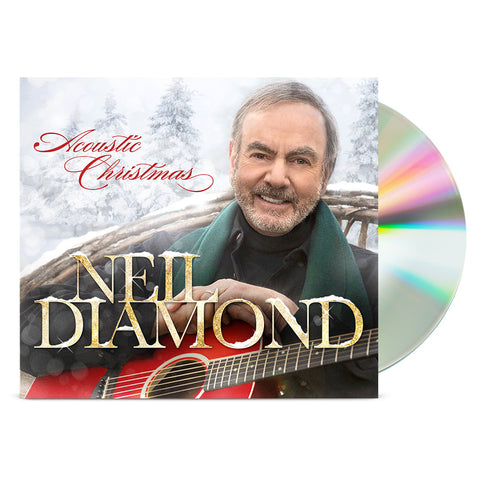 Acoustic Christmas CD