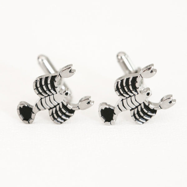 Scorpio Astrology Cufflinks Birthday - MarkandMetal.com