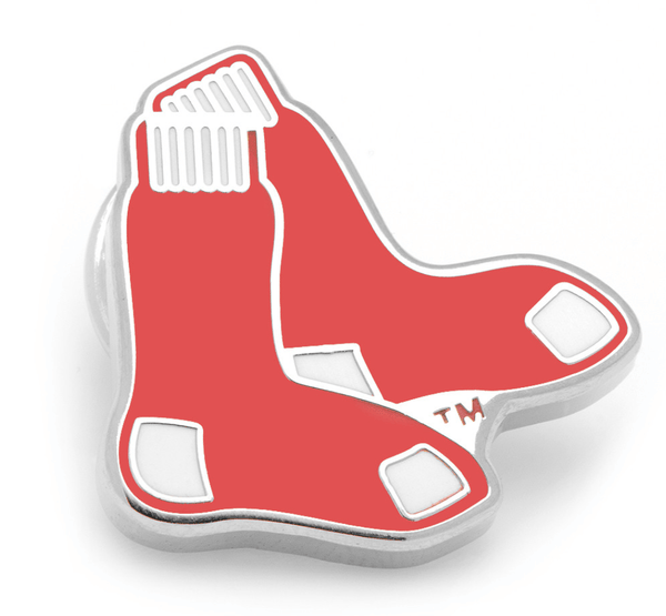 Boston Red Sox Lapel Pin BY MLB - Groomsmen Groom Wedding Gift For Him