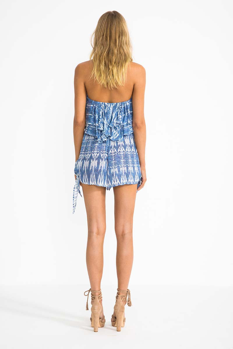 Ikat Lover Playsuit