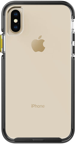 Ambassador Case for Apple iPhone X / Xs - Clear Black