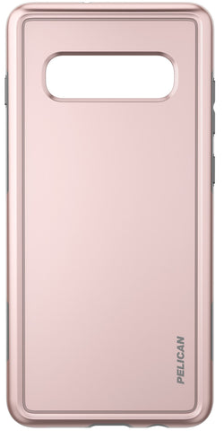 Adventurer Case for Samsung Galaxy S10+ (PLUS SIZE) - Rose Gold/Gray