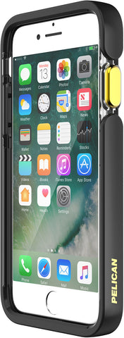 Ambassador Case for Apple iPhone 6 / 6s / 7 / 8 - Clear Black