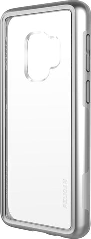 Adventurer Case for Samsung Galaxy S9 - Clear Silver