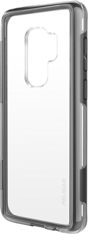 Adventurer Case for Samsung Galaxy S9+ (PLUS SIZE) - Clear Black