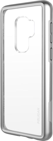 Adventurer Case for Samsung Galaxy S9+ (PLUS SIZE) - Clear Silver