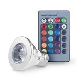 KOBRA Magic Color Changing Bulb + Remote