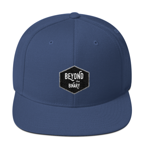 BEYOND THE BINARY snapback