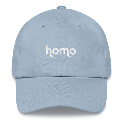 HOMO unstructured hat