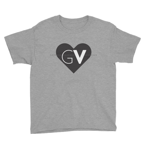 GV HEART kids shirt