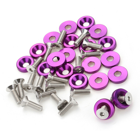 Tuned. Showtime Bolts (Anodized Purple)