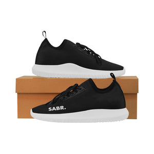 SABR. Black Men's Running Shoe - World Wide Dawah