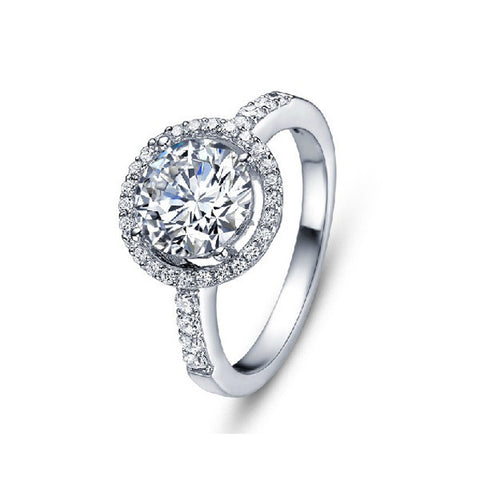 Sona Solitaire Ring