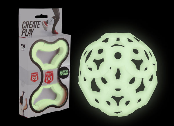 FOOOTY PACK glow in the dark LIMITED EDITION
