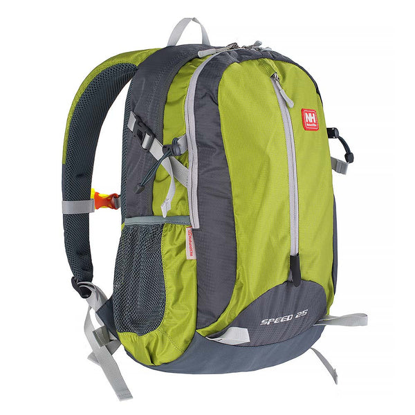 NatureHike 25L Lightweight Day Pack front view in green