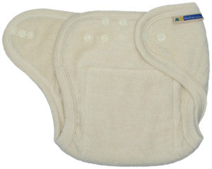 Mother-Ease One-Size Fitted Diaper