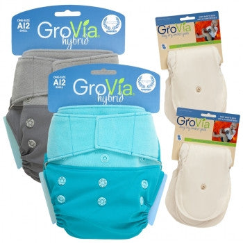 GroVia Experience The Gro Package