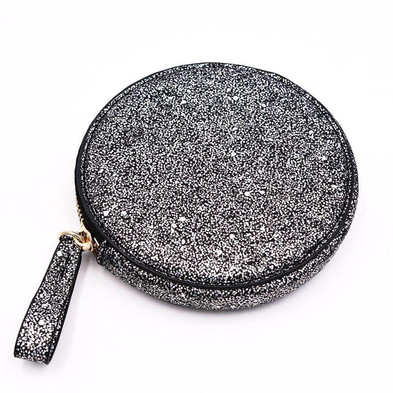 The Roundie Roo- Galaxy Glitter | POLICY Handbags | POLICY Handbags