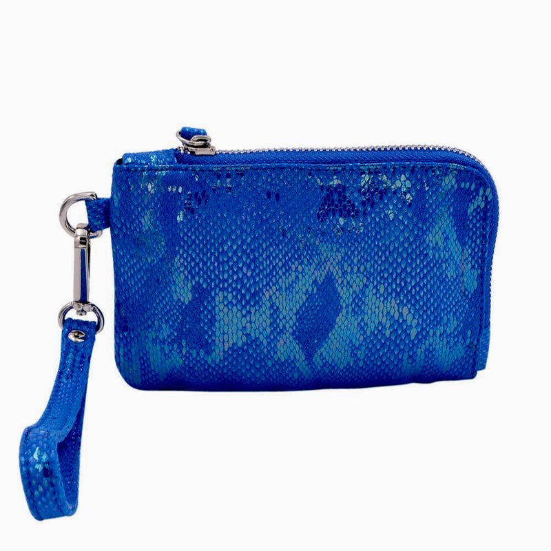 The Roo Pouch- Electric Blue | POLICY Handbags | POLICY Handbags