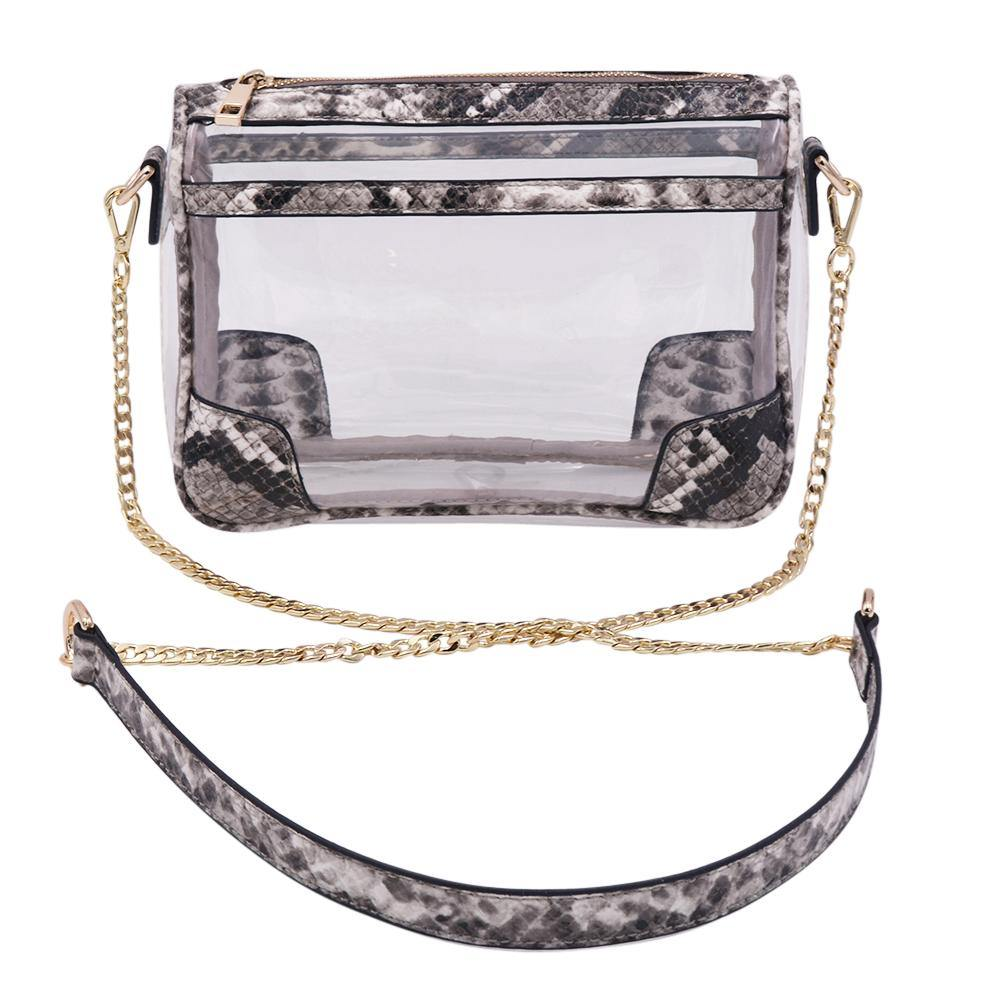 The Drake - Pine Snake | POLICY Handbags | POLICY Handbags