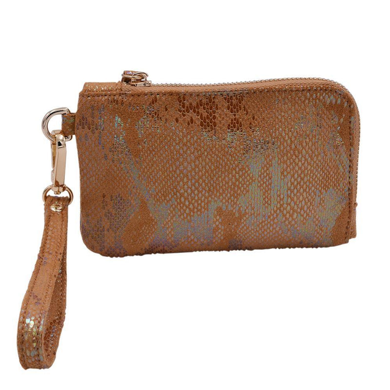 The Roo Pouch- Bronzer Babe | POLICY Handbags | POLICY Handbags