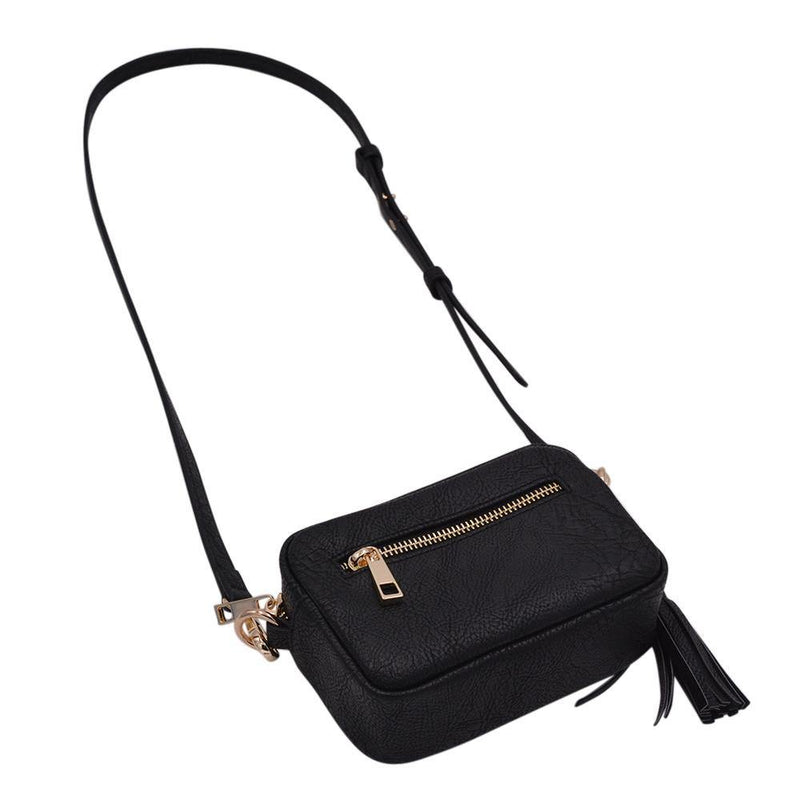 The Dillion- Black | POLICY Handbags | POLICY Handbags