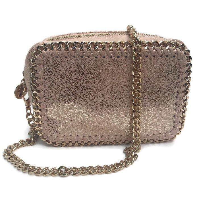 the LocoMoto Crossbody | Wink Pink | POLICY Handbags | POLICY Handbags