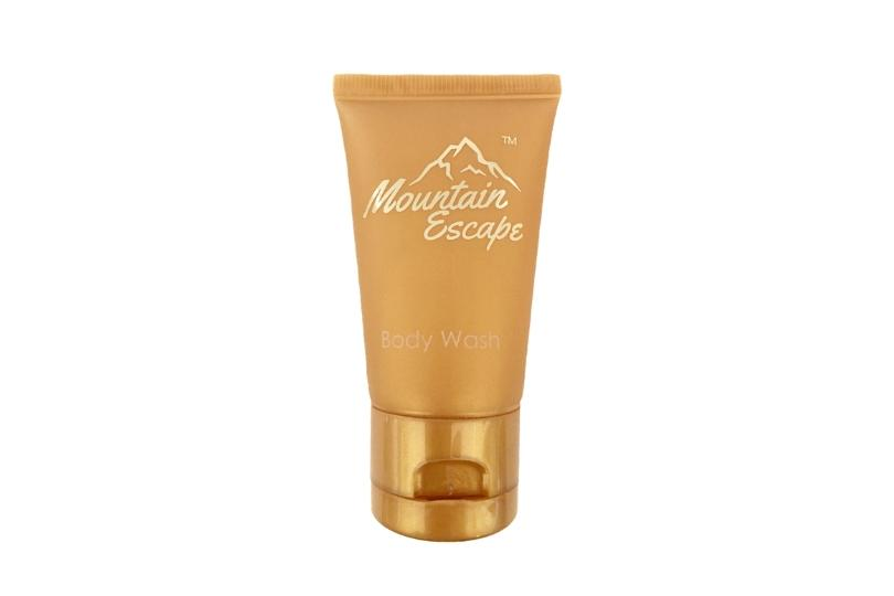 mountain escape travel size body wash