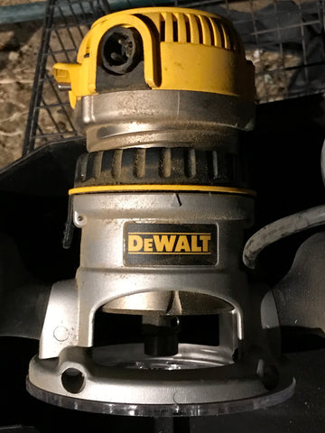 DeWalt Router Set