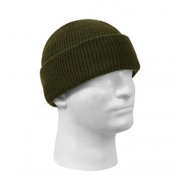 Original G.I. Wool Watch Cap | Olive Drab