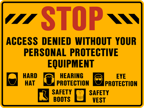 Site Safety PPE-P