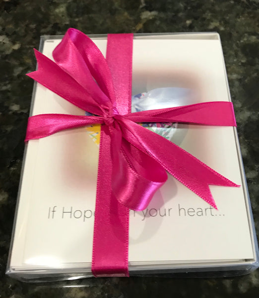 Hearts of Hope 12 Card Greeting Collection