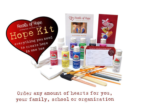HOPE Kits - Beginning at $15.00