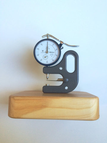 Dial Indicator Reed Gauge