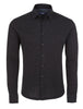 black long sleeve Stone Rose shirt for men