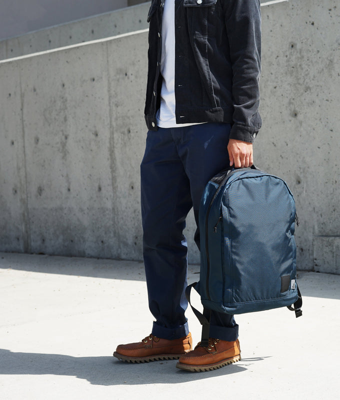 Conceal Backpack 19L - Navy 420D Nylon