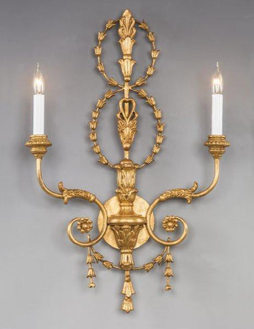 Adam Style Reproduction Wall Sconce - LSFI-67A