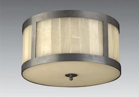 Alabaster Glass Shade Ceiling Mount LCM-47