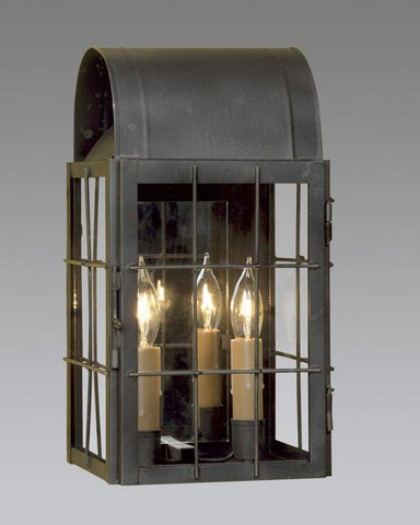 Caged Barn Lantern LEWM-19