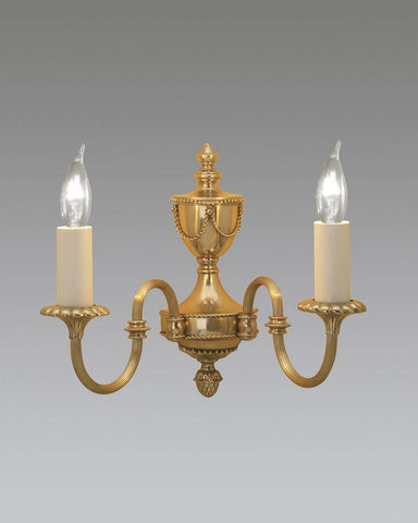 Adam Style Reproduction Wall Sconce - LSFI-28