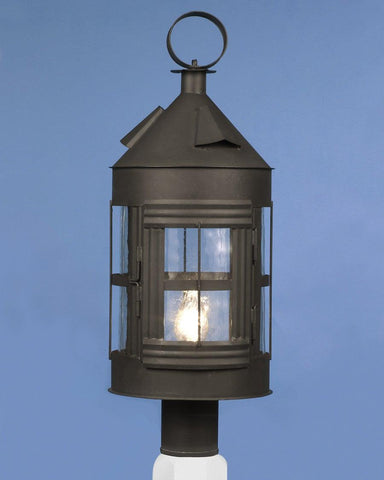 Post Mount Ship Lantern LEPM-9