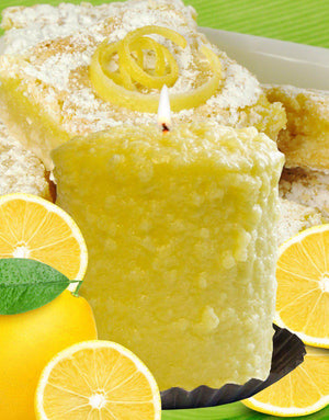 Lemon Bliss Scented Hearth Candle-Candle-Warm Glow Candle Company-Top Notch Gift Shop