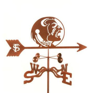 Florida State University Weathervane-Weathervane-EZ Vane-Top Notch Gift Shop
