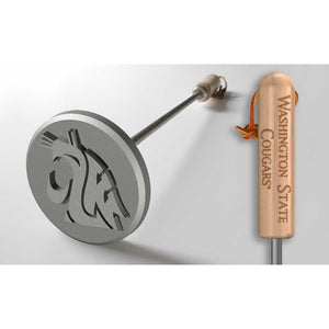 Washington State Steak Branding Irons-Barbeque Tool-Sports Brand-Top Notch Gift Shop
