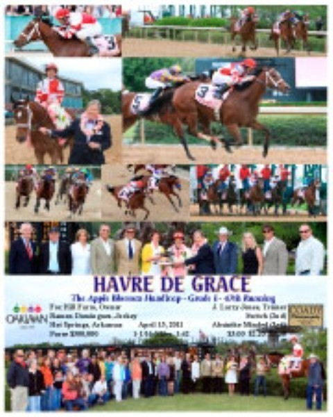 HAVRE DE GRACE_The Apple Blossom Handicap - 47th R