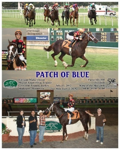 PATCH OF BLUE - 071312 - Race 04
