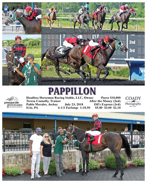 PAPPILLON - 072318 - Race 04 - PID